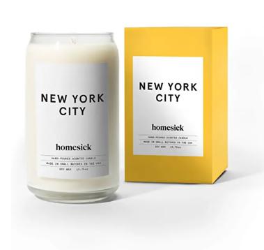 A Homesick Candle