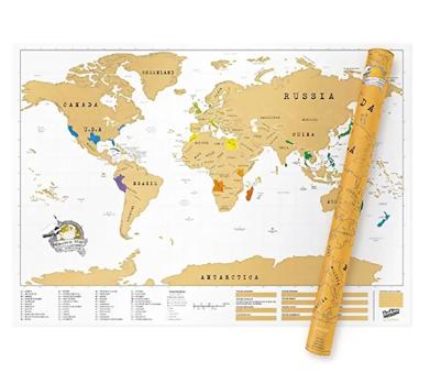 A Scratch Map