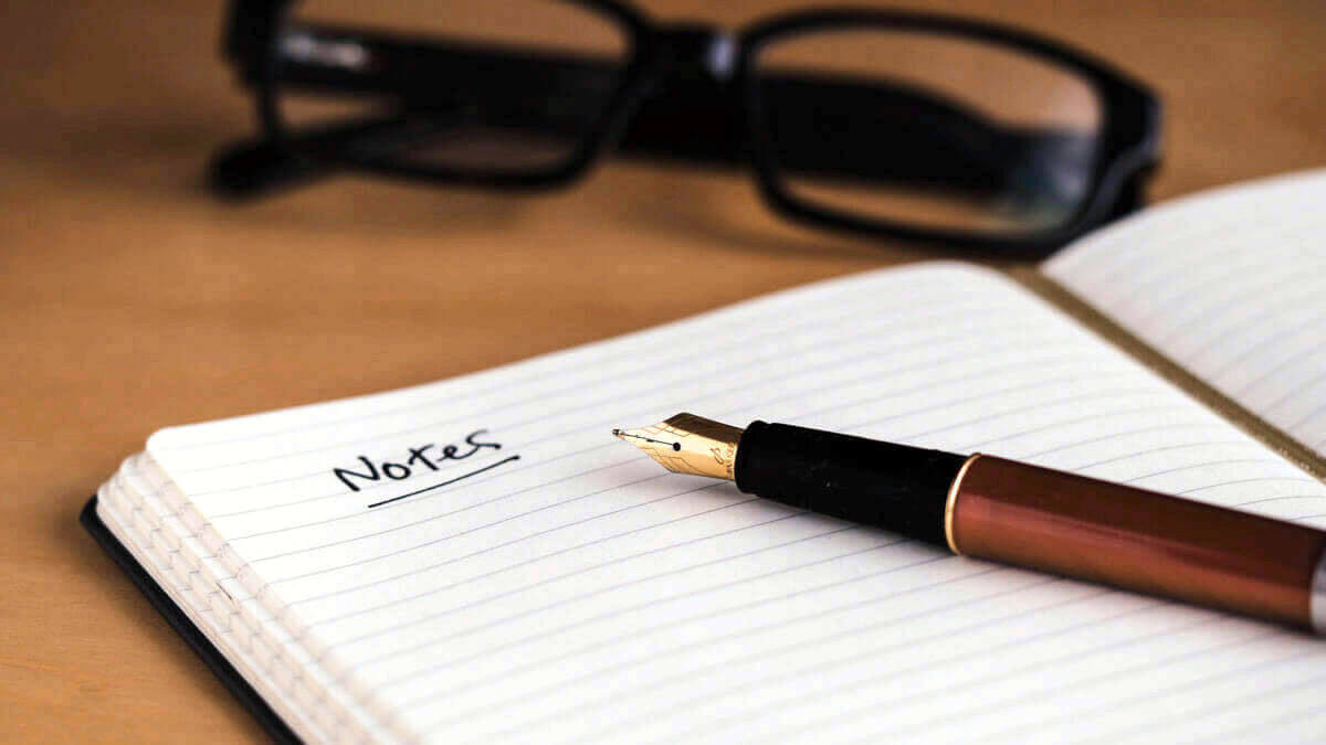 Effective Note Taking: Improve Your Lecture Notes