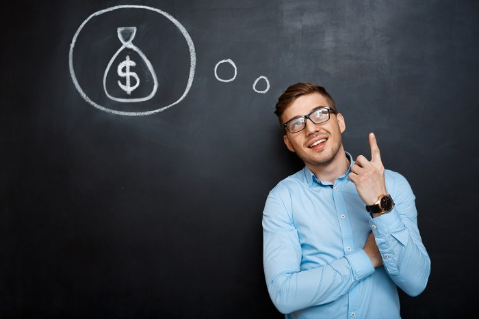student mind about money